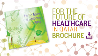 for the future of healthcare in qatar brochure
