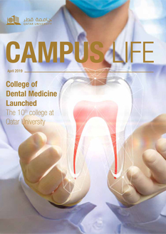 Campus life April 2019 Edition